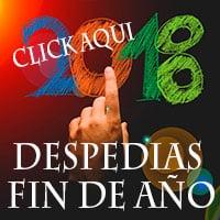 Fiestas de fin de año 2017- 2018
