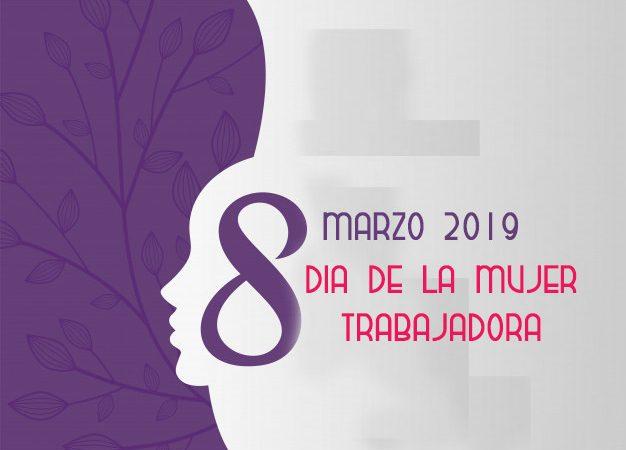 Feliz Día de la Mujer Trabajadora en Uruguay y el Mundo!!