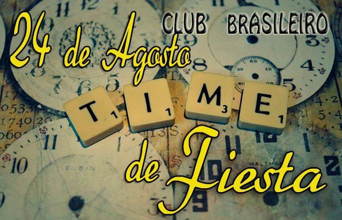 24 de Agosto 2018 - Club Brasileiro