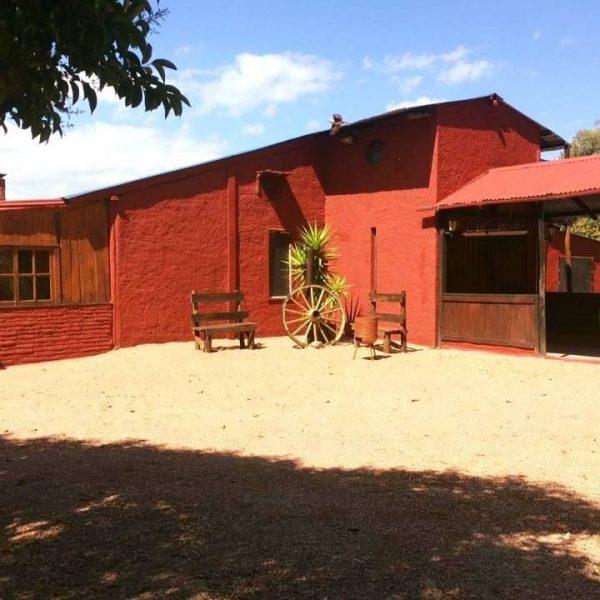 Chacra La Encontrada - Salón Rural