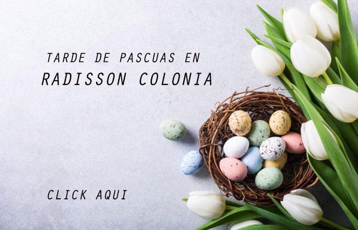 Tarde de Té en Radisson Colonia del Sacramento recomendados para festejar las Pascuas en Uruguay 2019 semana de Turismo en Uruguay