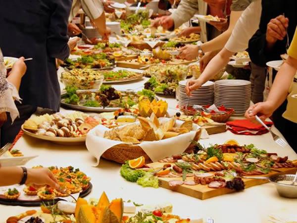 Catering para Eventos Ramirez Producciones