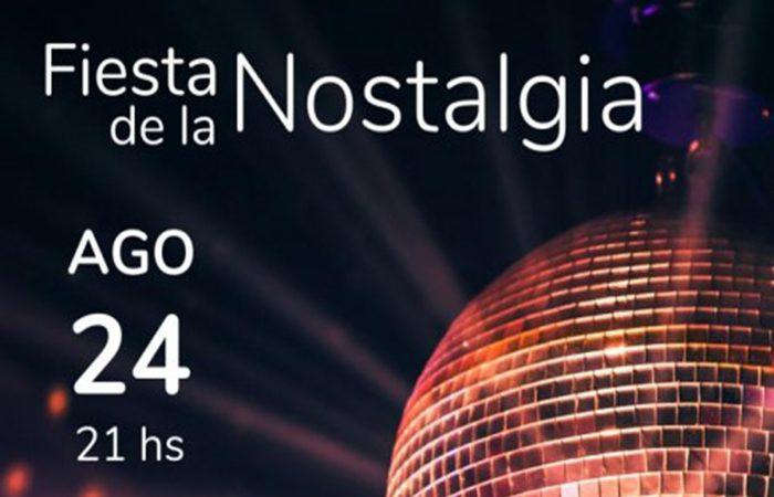 Fiesta de la nostalgia 2019