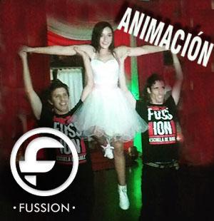 Fussion animacion