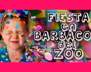 Salón de Fiestas Infantiles Barbacoa del Zoo