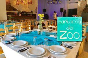 Barrbacoa del zoo