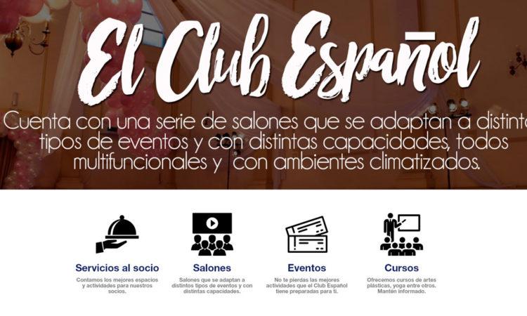 Salón Club español