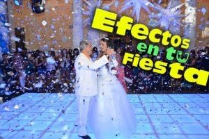 Efectos en tu fiesta en uruguay