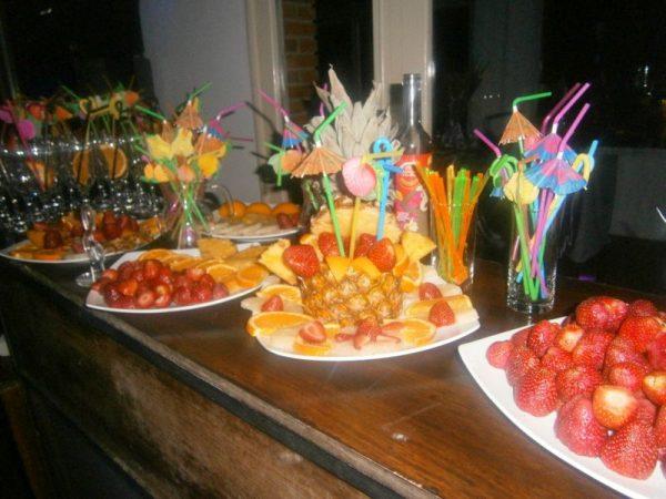 flavia catering para fiestas y eventos en uruguay