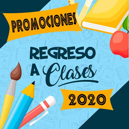 VUELTA A CLASES 2020