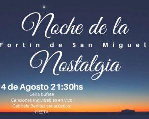 24 de Agosto - Fortin de San Miguel