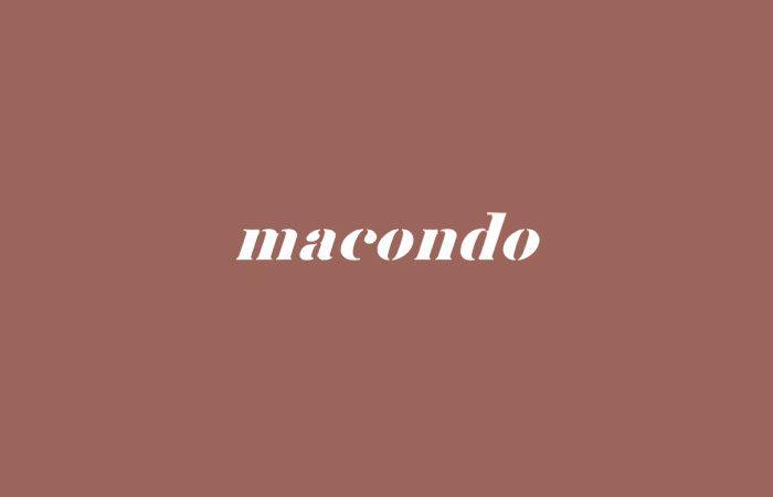 salón de fiestas Macondo