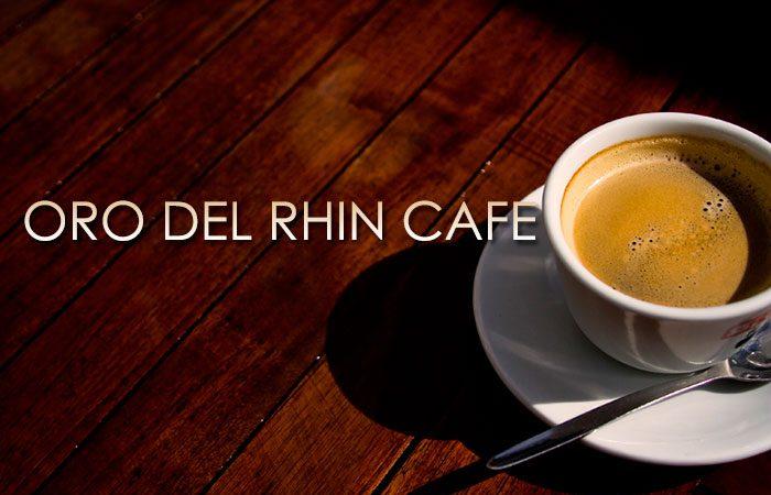Oro del Rhin Cafe
