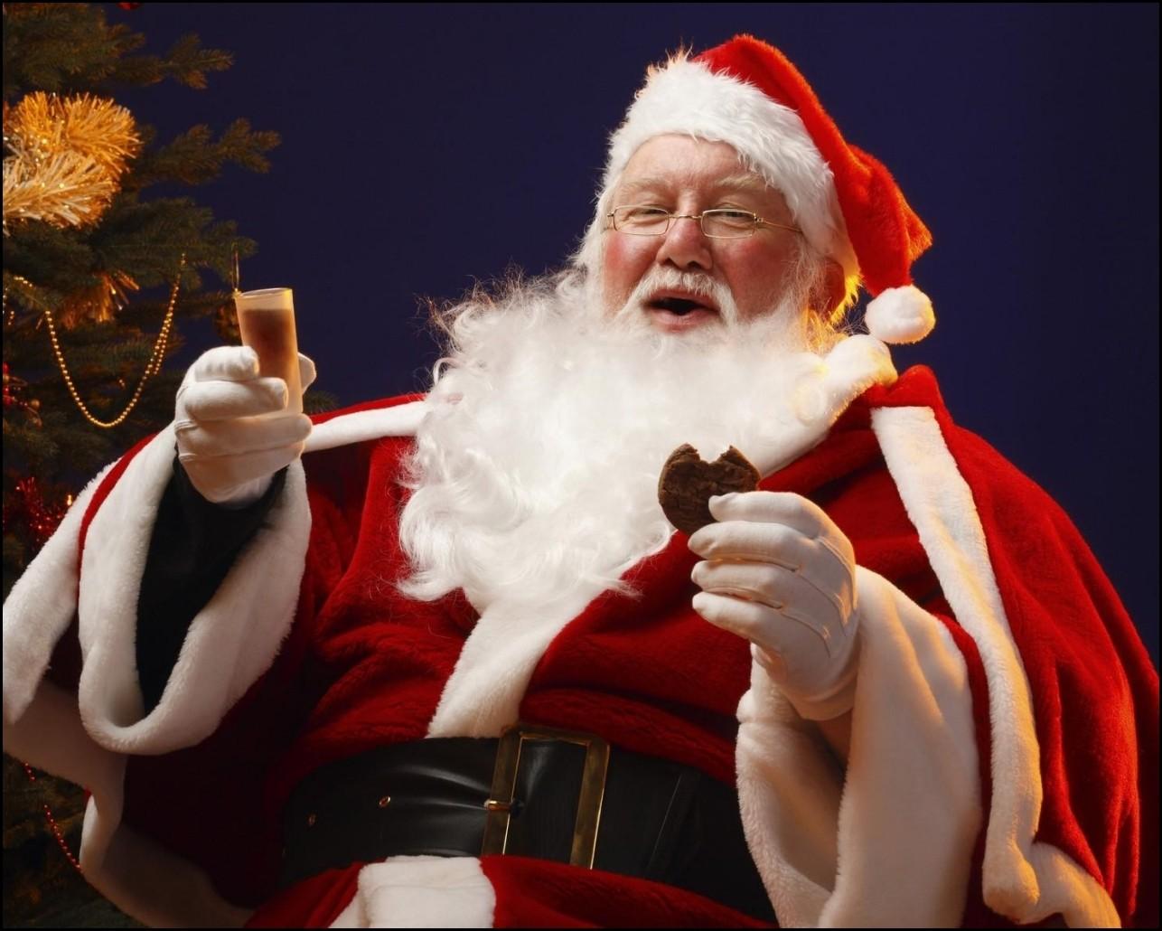 Fotos de Santa Claus - Imágenes destacadas -