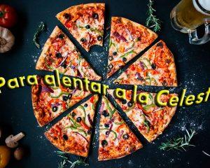 Alentamos la Celeste con Catering Artesanal
