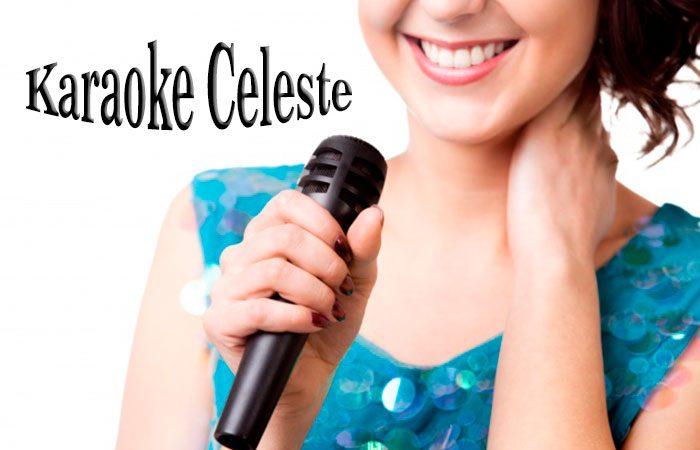 Animación con Karaoke Celeste!!!